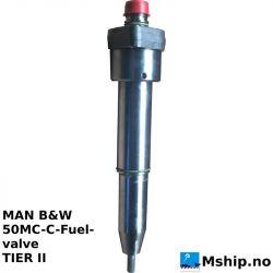 MAN B&W 50MC-C Fuel-valve https://mship.no