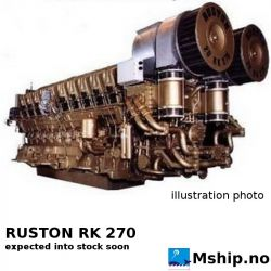RUSTON RK 270 https://mship.no