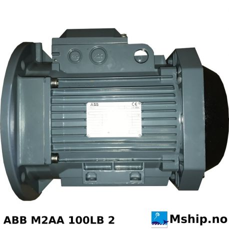 Electric motor ABB M2AA 100LB 2