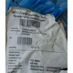 MTU 5560310033 COVER
