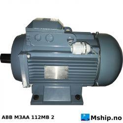 ABB  M3AA 112MB 2 AC MOTOR