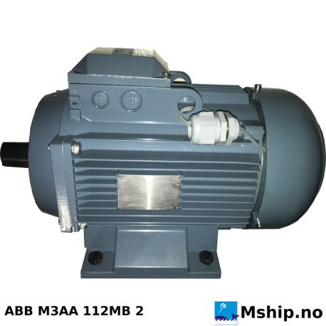 ABB M3AA 112MB 2 AC MOTOR https://mship.no