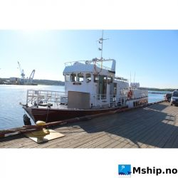 58 feet fjordcharter ferry for sale https://mship.no