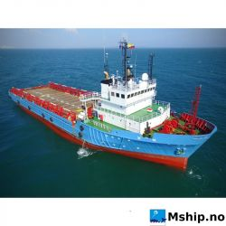 UT 706 Offshore Supply/Support Vessel