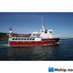 58 feet fjordcharter ferry