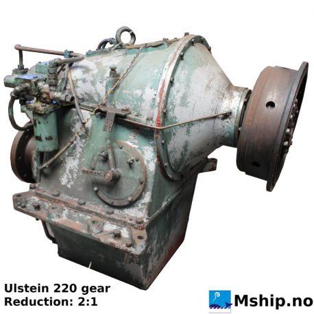 Ulstein 220 gearbox https://mship.no