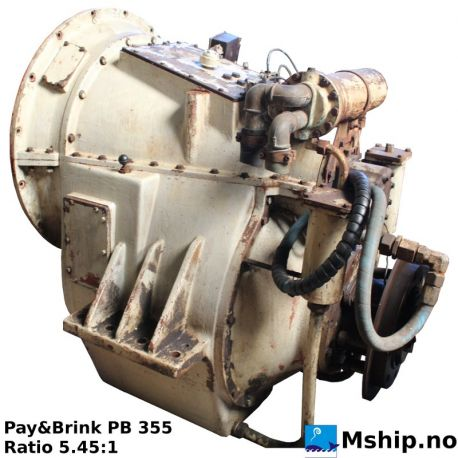 Pay & Brink PB 355 ratio 5.45:1 https://mship.no