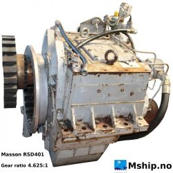 Masson Marine RSD401 https://mship.no