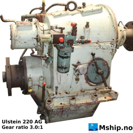 Ulstein 220 AG gear ratio: 3.00:1   httpsd://mship.no