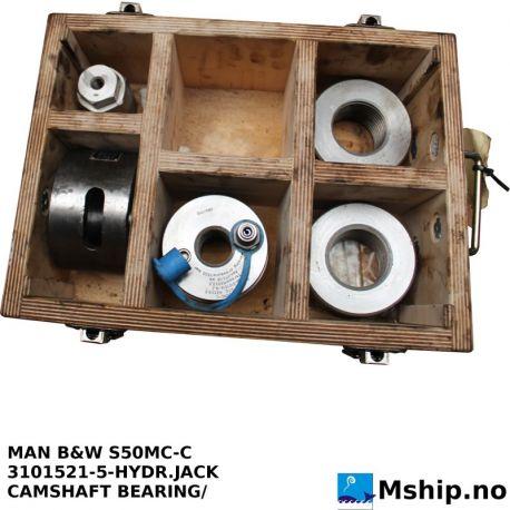 MAN B&W S50MC-C-3101521-5-HYDR.JACK CAMSHAFT BEARING