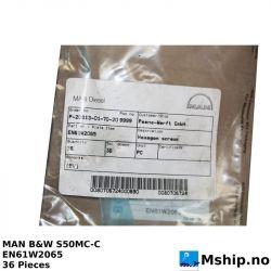 MAN B&W S50MC-C EN61W2065