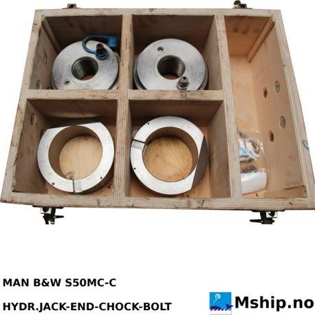 MAN B&W S50MC 3216995-9 Hydraulic jack-end chock bolt
