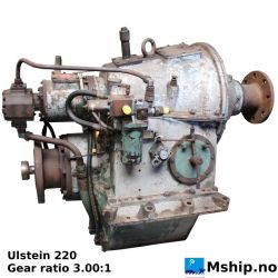 Ulstein 220 gear https://mship.no