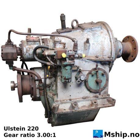 Ulstein 220 gear https://mship.no