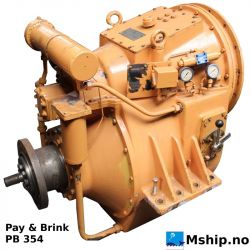 Pay & Brink PB 354 https://mship.no