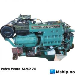 Volvo Penta TAMD74