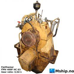 Fjellhamar FMV 400 F HC-63