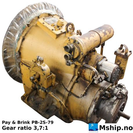 Pay & Brink PB 2S 79 http://mship.no