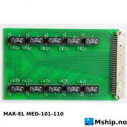 MAR-EL MED-101-110