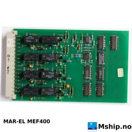 MAR-EL MEF400 https://mship.no