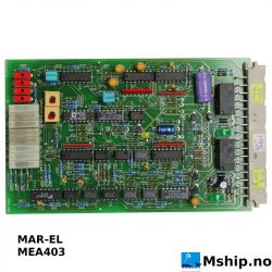 MAR-EL MEA403 https://mship.no