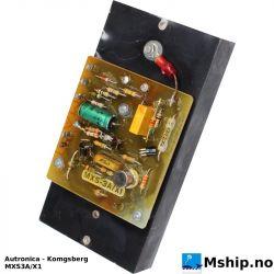 Autronica MXS-3A/X1