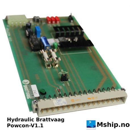 Hydraulic Brattvaag Powcon V1.1 https://mship.no