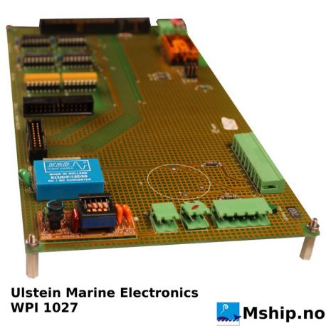 Ulstein Marine Electronics WPI 1027 https://mship.no