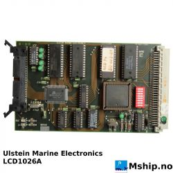 Ulstein Marine Electronics LCD1026A