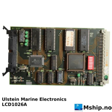 Ulstein Marine Electronics LCD1026A https://mship.no