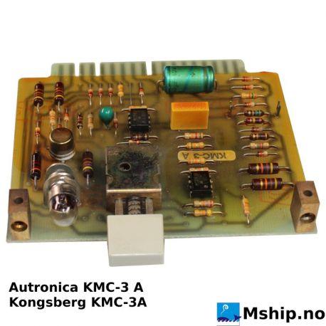 Autronica Kongsberg KMC-3 A https://mship.no