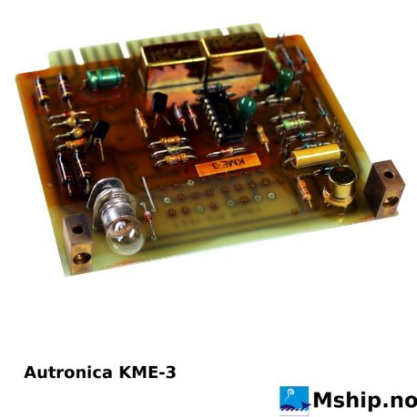 Autronica KME-3 https://mship.no
