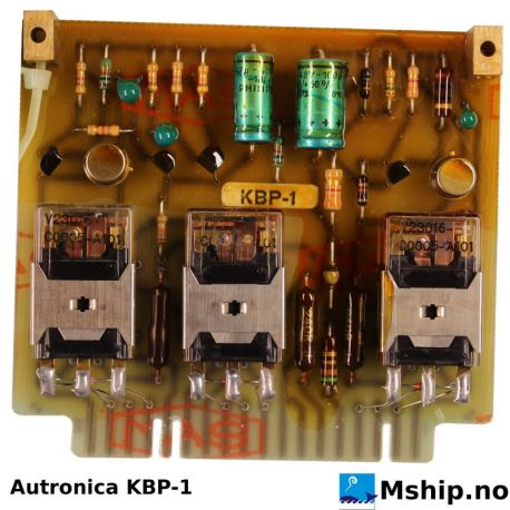 Autronica KBP-1 https://mship.no
