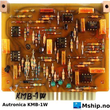Autronica KMB-1W https://mship.no
