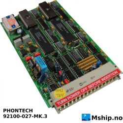 PHONTECH 92100-027-MK.3    https://mship.no