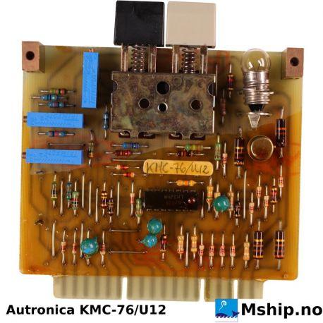 Autronica KMC-76/U12 https://mship.no