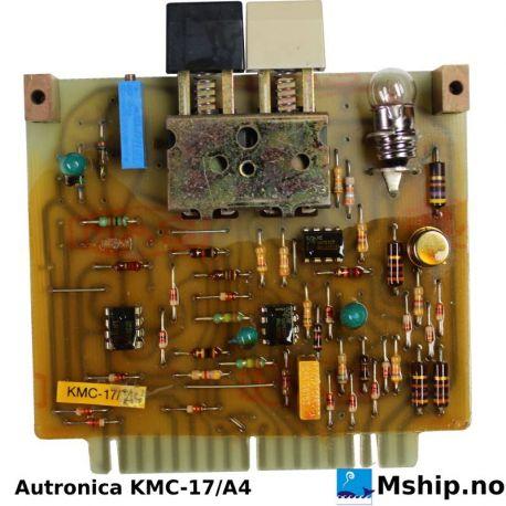 Autronica KMC-17/A4 https://mship.no
