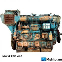 MWM TBD 440 https://mship.no
