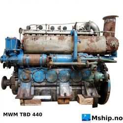 MWM TBD 440