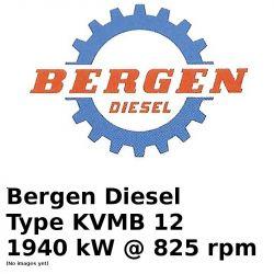 Bergen Diesel KVMB 12   https://mship.no