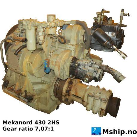 Mekanord Gear Type 430 2HS https://mship.no