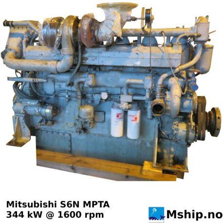 Mitsubishi S6N MPTA https://mship.no