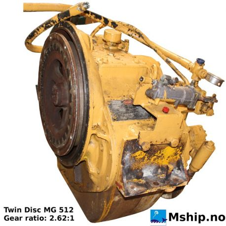 Twin Disc MG 512 https://mship.no