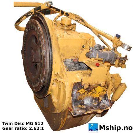 Twin Disc MG 512 https://mship.no