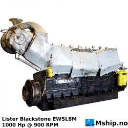 Lister Blackstone EWSL8M https://mship.no