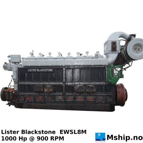 Lister Blackstone EWSL8M https://mship.no