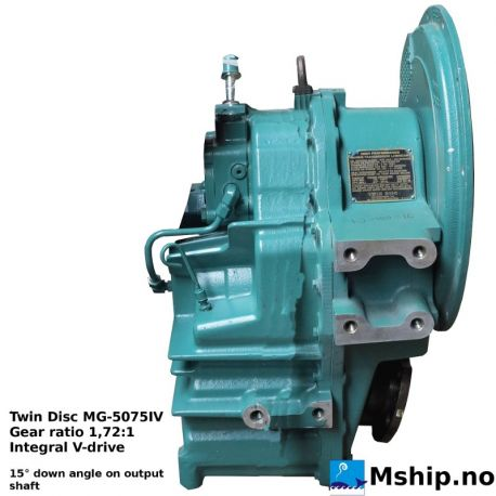 Twin Disc MG5075IV https://mship.no