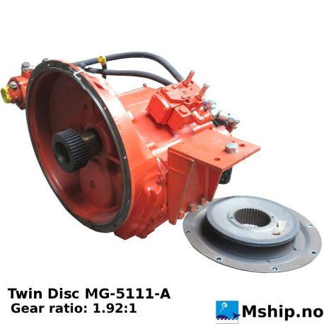 Twin Disc MG-5111-A https://mship.no