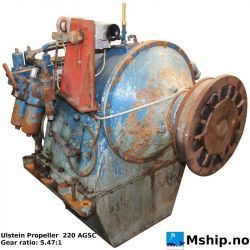 Ulstein Propeller 220 AGSC https://mship.no