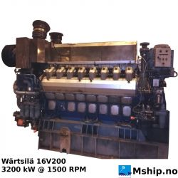 Wärtsilä 16V200 https://mship.no